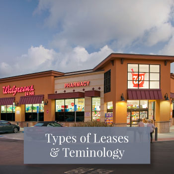 Commercial Real Estate Lease Types and Terminology - National Reaty Partners