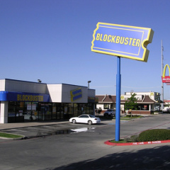 Blockbuster Video – Lewisville, Texas